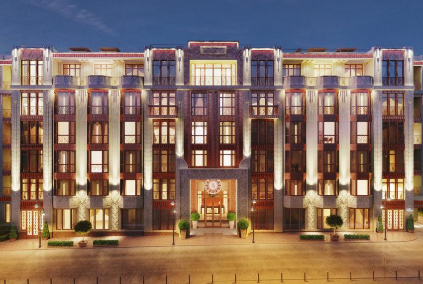 ЖК Резиденция на Всеволожском
