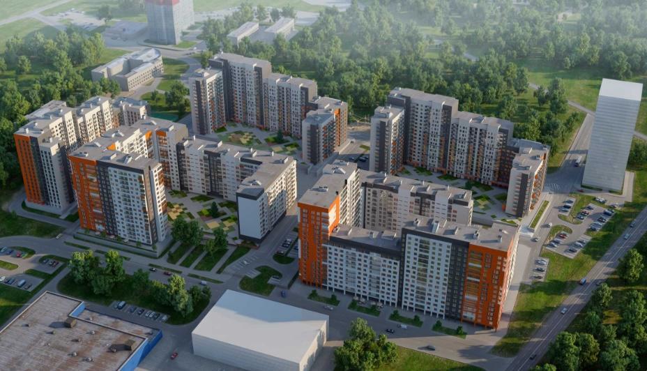 ЖК Северное Бутово