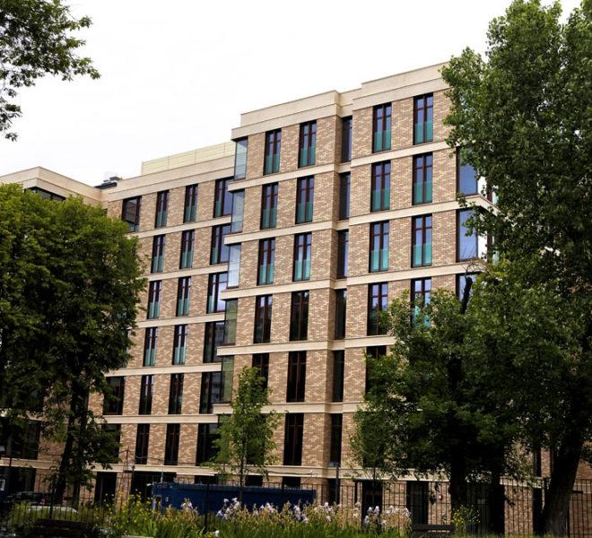 Апарт-комплекс «Гороховский 12»