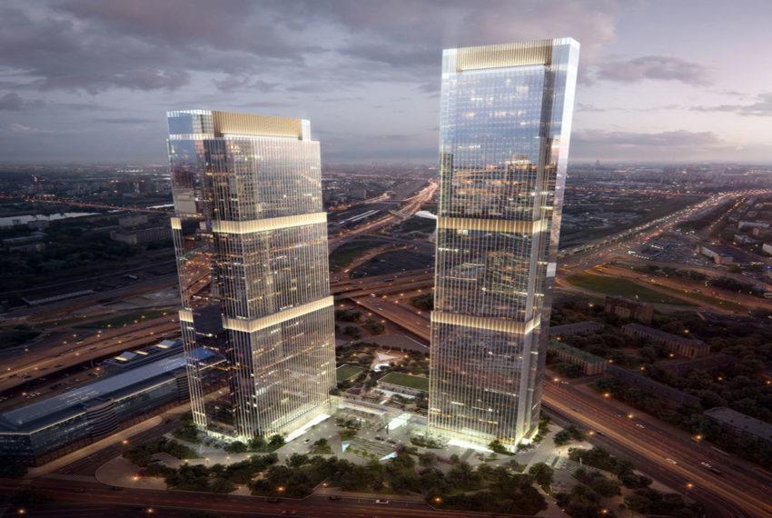 ЖК «Neva Towers»