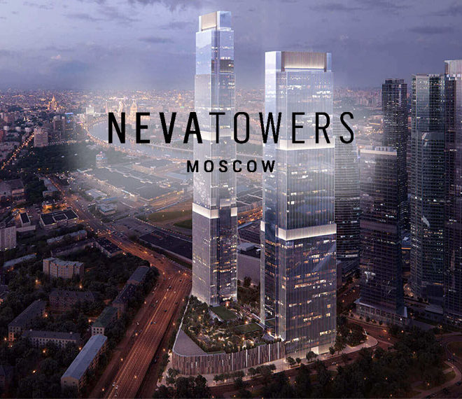 ЖК «NEVA TOWERS»