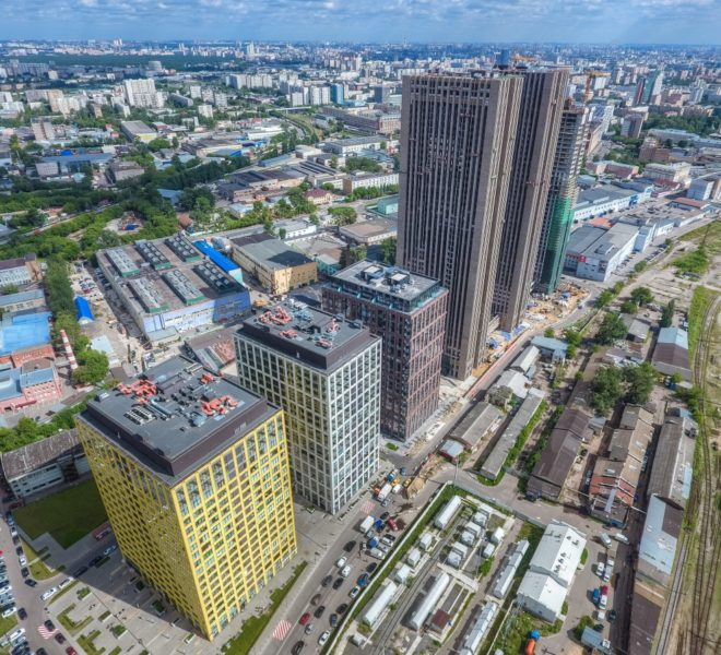ЖК Савеловский Сити