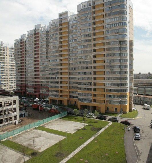 ЖК Дом на Мельникова 1