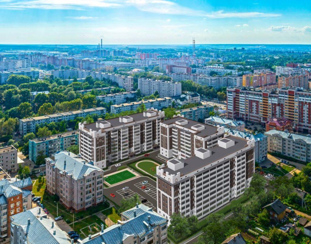 Расположение ЖК Белые Ночи Новая Москва
