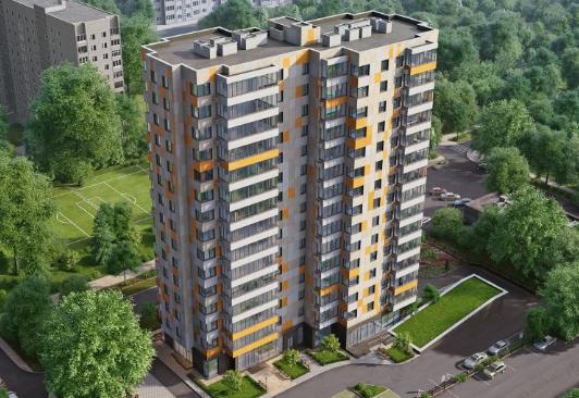 Расположение ЖК Дом в Кузьминках