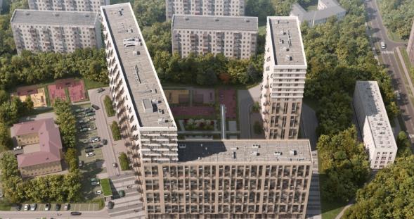 Расположение ЖК Михайлова, 31