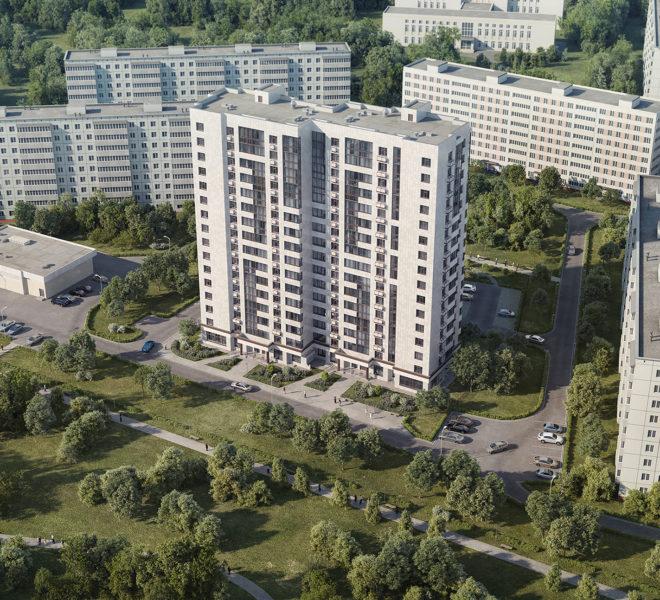 ЖК «Есенин дом Лидер на Волгоградском»