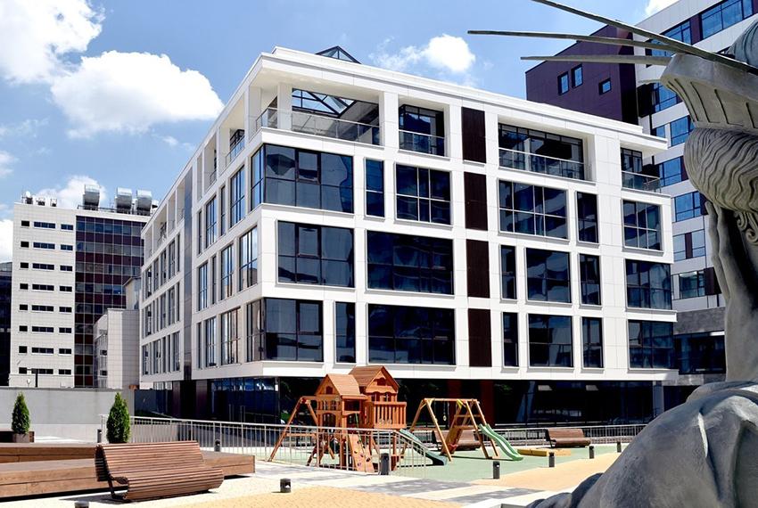 Tribeca Apartments - застройщик.