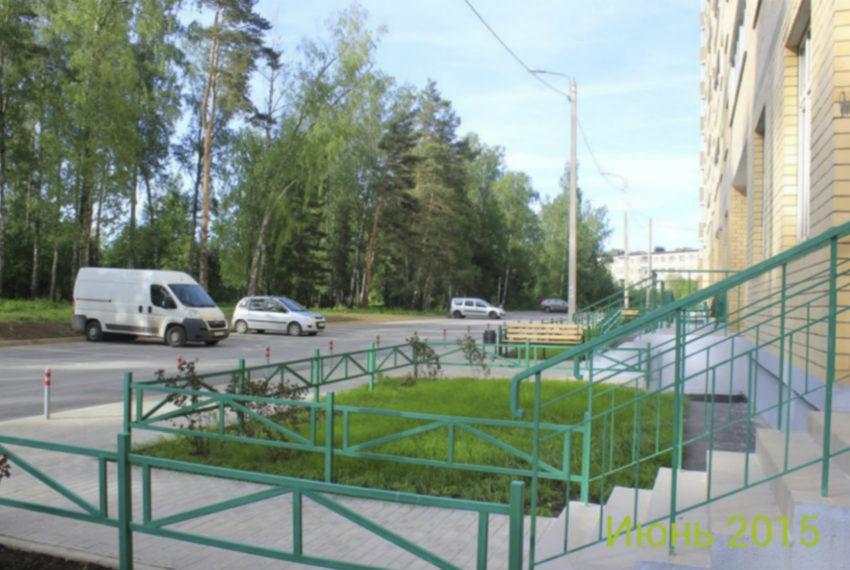 zhk-zelenyj-gorod - vkhody v podezdy (s ulitsy)