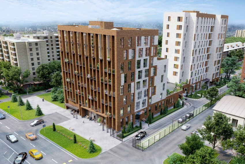 ЖК «Дом на Усиевича»