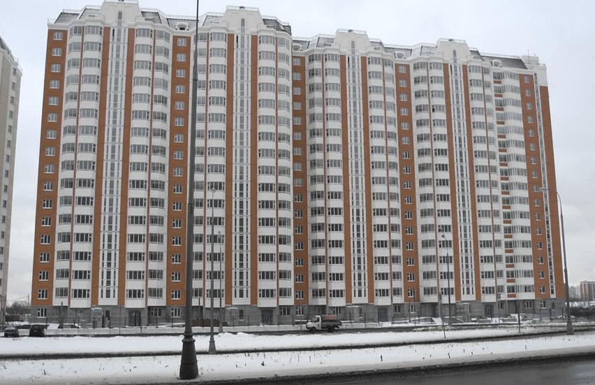 Архитектура ЖК Некрасовка Парк