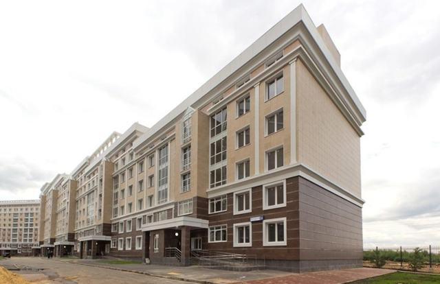 Архитектура ЖК Николин Парк