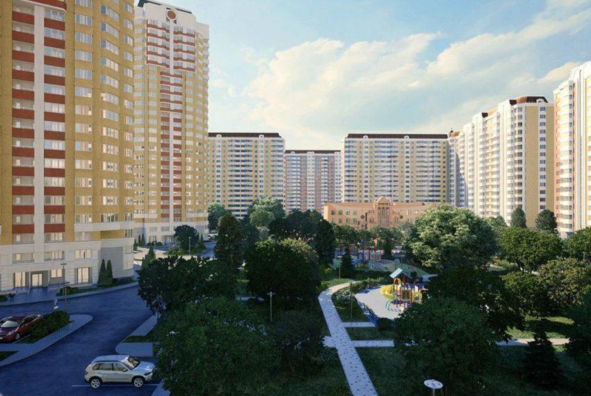 ЖК Некрасовка Парк 2