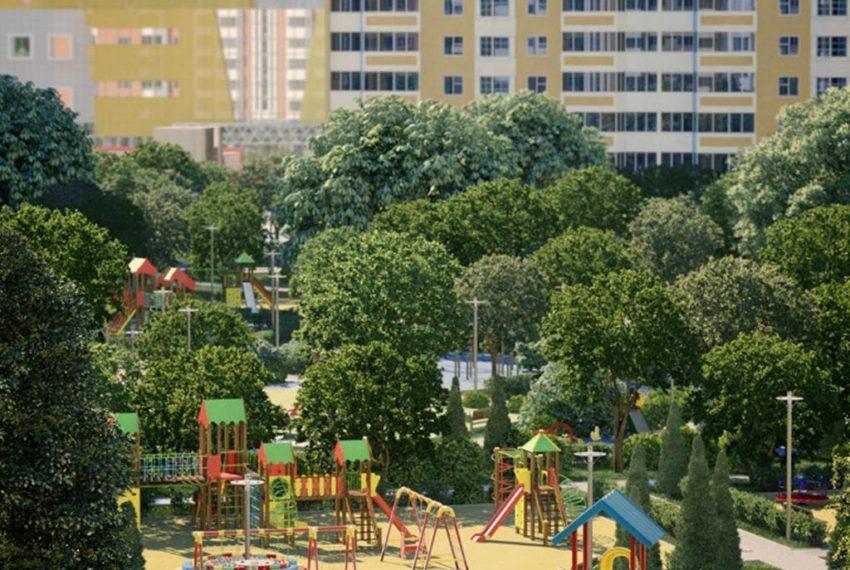 ЖК Некрасовка Парк 5