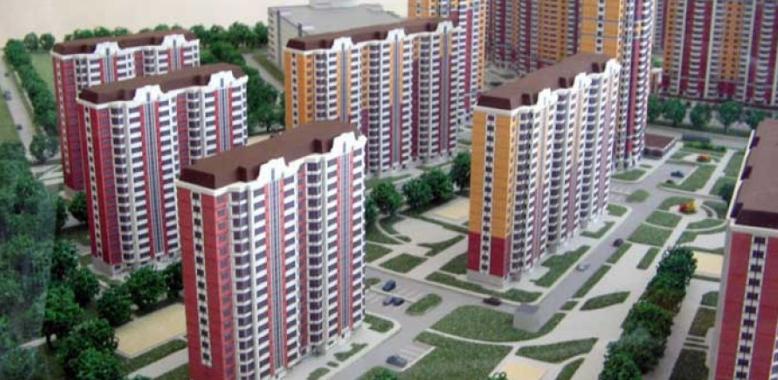 Проект ЖК Град Московский