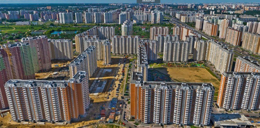 Проект ЖК Некрасовка Парк