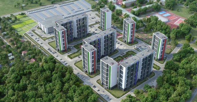 Проект ЖК Новый Ногинск