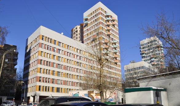 Проект ЖК Университетский Москва