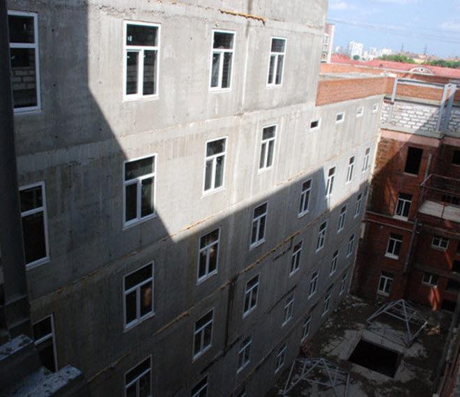 ЖК «Гостиница Восток»