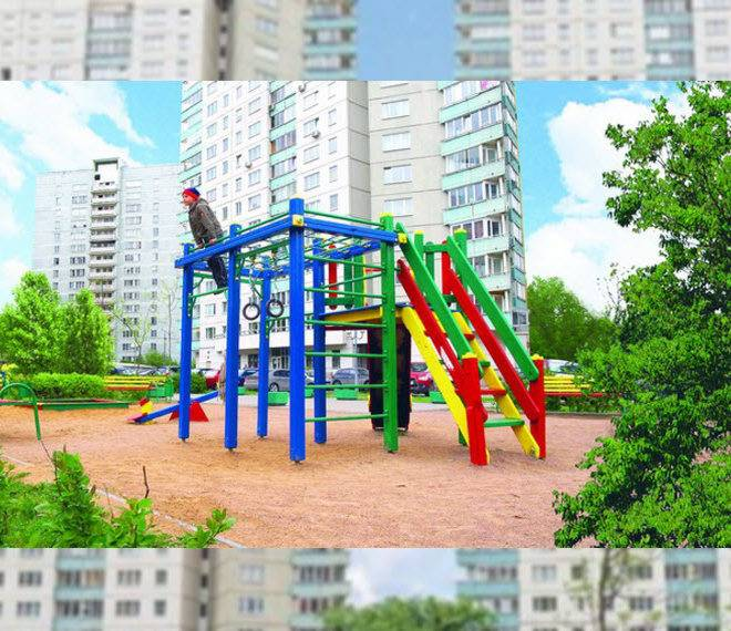 Комплекс жилых домов на ул. Инициативная