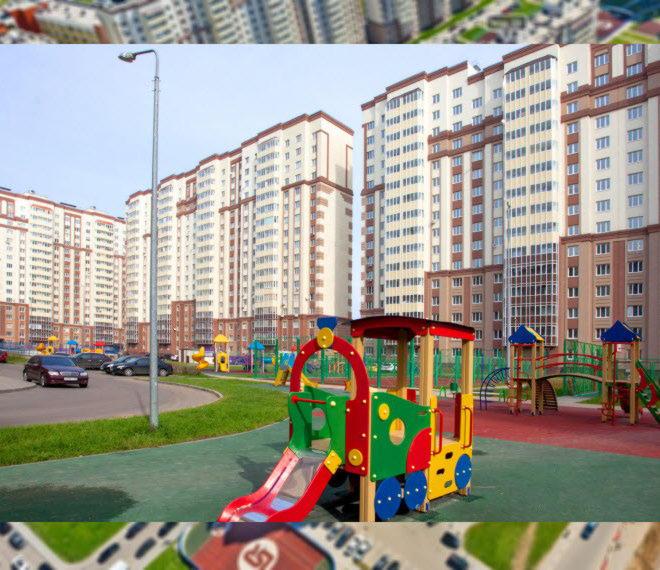 ЖК Большое Домодедово