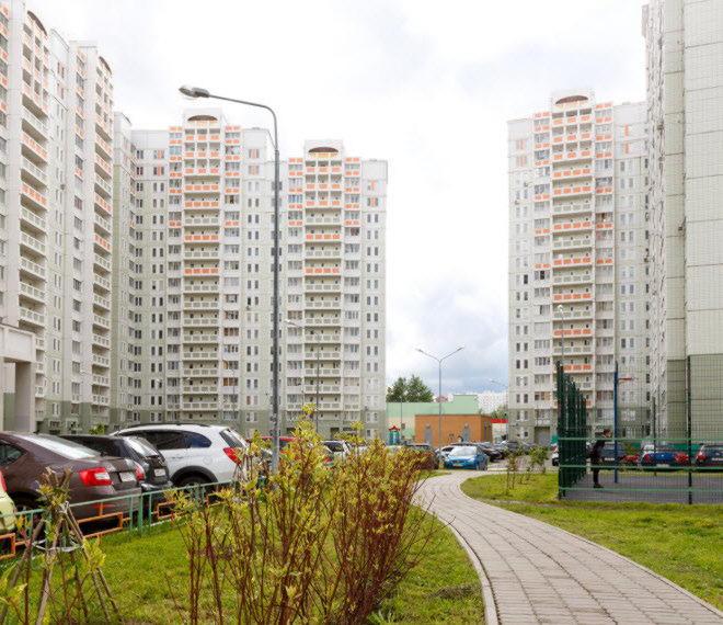 Жилой микрорайон Центральный
