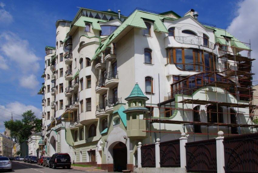 ЖК Сеченовский переулок 2