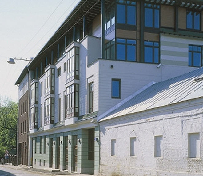 ЖК Зачатьевский переулок 19-21