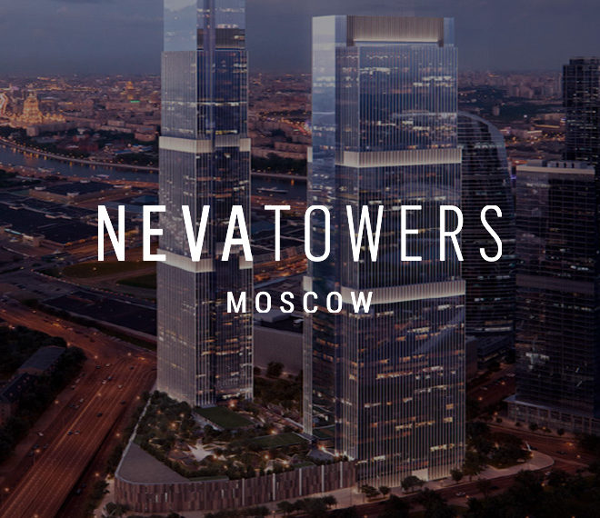 NevaTowers Нева